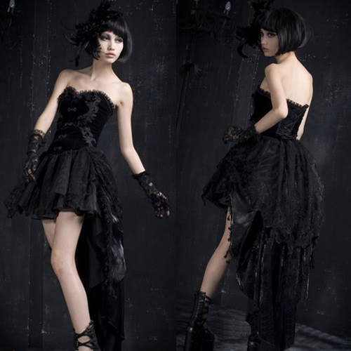 Black Wedding Dresses – Black Wedding Dresses